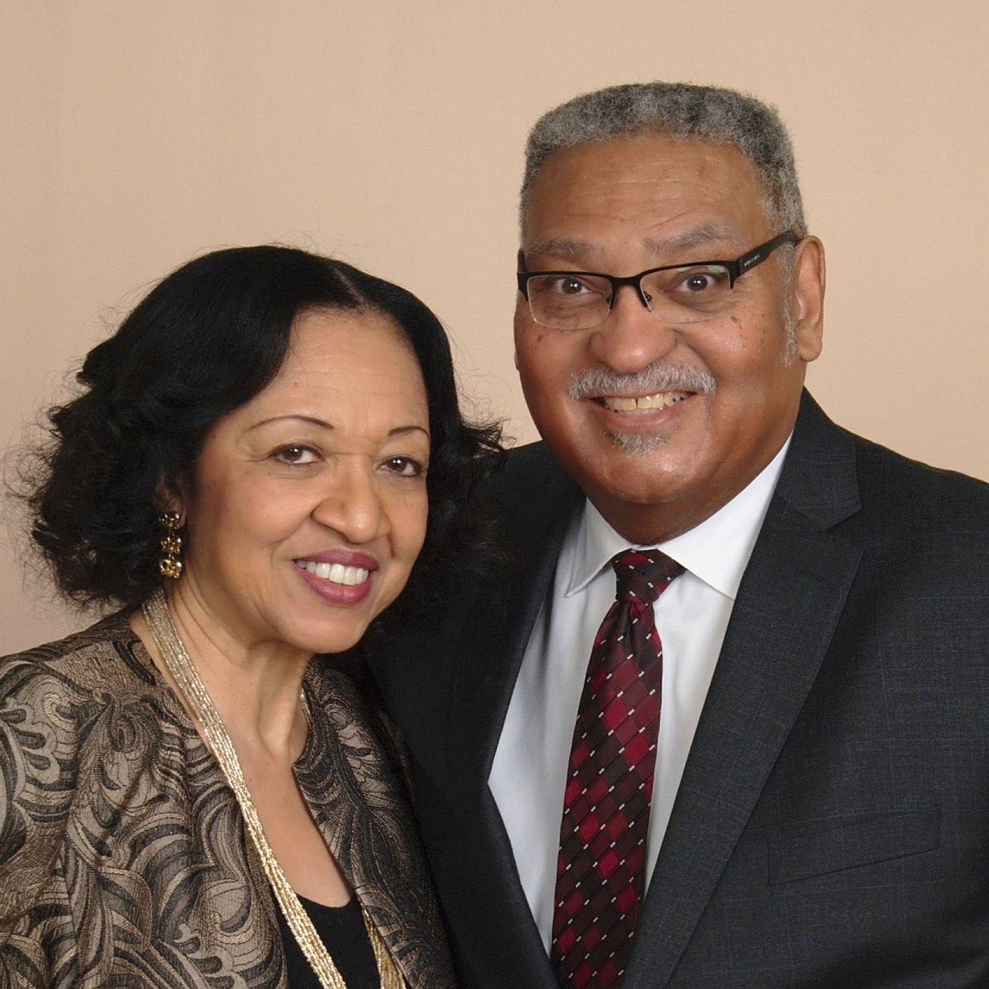 Mrs. Patricia S. May and Dr. Gordon F. May